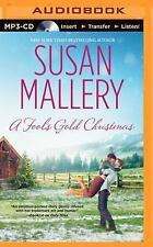 Fool's Gold: A Fool's Gold Christmas 10 by Susan Mallery (2014, MP3 CD,...
