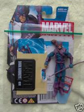 "Marvel Universe "" Evil Hawkeye ""  with Stand Opened Card Arrows"