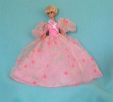 Happy Birthday Gown for Barbie - New - Never Played With!