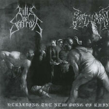 Hills Of Sefiroth / Sapthuran ‎– Split CD (PIL,2006)  *rare Black Metal *sealed