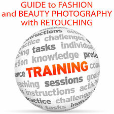 FASHION and BEAUTY PHOTOGRAPHY & RETOUCHING - Video Workshop Course Tutorial DVD