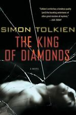 The King of Diamonds (Inspector Trave) by Simon Tolkien  NEW