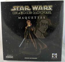 Gentle Giant Star Wars Clone Wars Animated Anakin Skywalker Maquette 2734/3000