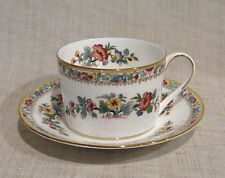Coalport MING ROSE Cup and Saucer