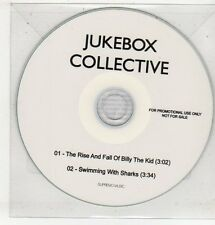(ET749) Jukebox Collective, The Rise And Fall Of Billy The Kid - 2011 DJ CD
