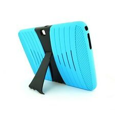 "For Samsung Galaxy Tab 3 10.1/ 10""Tablet Armor Box Rugged Hybrid Kickstand Case"