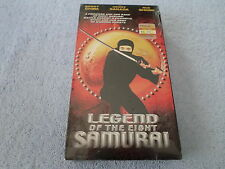 Legend of the Eight Samurai (VHS/EP, 1984) - SONNY CHIBA - NEW