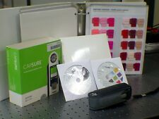 Pantone X-Rite CAPSURE™ Portable Color Measurement Tool + Color Sample Binder