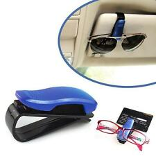 Car Sun Visor Glasses Sunglasses Ticket Receipt Card Clip Storage Holder