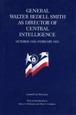 General Walter Bedell Smith As Director of Central Intelligence:-ExLibrary