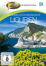 DVD Liguria de Br Fernweh la Revista de viajes con Insider Consejos en DVD