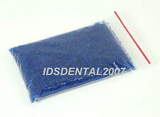 200 Gram (7 Ounce) 2mm BLUE COLOR GLASS BEAD FOR AUTOCLAVE STERILIZER USE SPARE