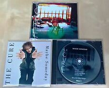 THE CURE - Rare Lot 3 x promo CDs MAYBE SOMEDAY 2000