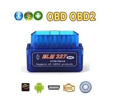 OBD2 ELM 327 DIAGNOSI AUTO INTERFACCIA OBDII BLUETOOTH V2.1 ANDROID CANBUS SC0