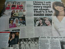 THE NOLANS - MAGAZINE CUTTINGS COLLECTION (REF Z7)