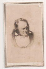 Vintage CDV John Wilson (Scottish writer) Christopher North photo by Appelton