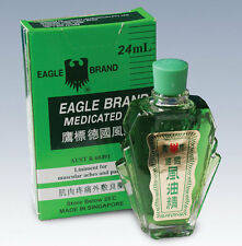 Eagle Brand Medicated Oil 0.8 Oz - 24 ml