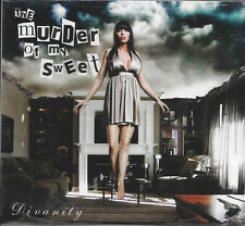 CD ♫ Compact disc + Bonus Videoclip **THE MURDER OF MY SWEET ♦ DIVANITY** nuovo