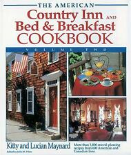 The American Country Inn and Bed & Breakfast Cookbook, Volume II (American Count