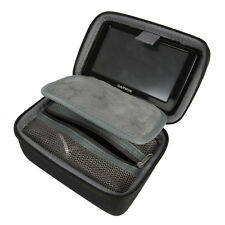 "Storage Carrying Travel Case for Garmin nuviCam nuvi 4.3-5"" Inch GPS accessories"
