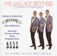 WALLACE BROTHERS: LOVER'S PRAYER: THEIR COMPLETE SIMS RECORDINGS CD