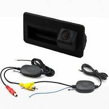 S952 WIRELESS CAR REAR VIEW BACKUP CAMERA FOR VW PASSAT LAVIDA SHARAN GOLF