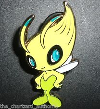 2016 Mythical CELEBI Collector PIN Unused NEW Official Pokemon