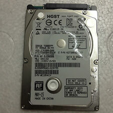 "HGST Z7K500 500GB 7200rpm HDD 7mm SATA3 2.5"" Hard Drive HTS725050A7E630 6 Gbps"