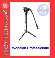 Wondlan Hunter Treppiede Monopiede in alluminio Monopod Steadycam SteadicamVideo