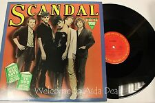 "Scandal - Love's got a Line On You  (1982) LP 12"" (VG)"