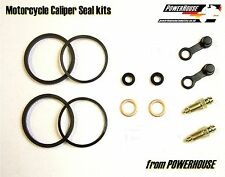 Yamaha YZF 1000 R Thunderace rear brake caliper seal repair kit 1996 1997 1998