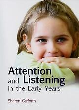 Attention and Listening in the Early Years-ExLibrary