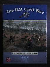 The U.S. Civil War by GMT 2015 NEW mint in shrink