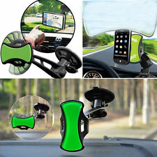 2 X Universal In Car Windscreen Dashboard Sticky Mount Holder Cradle Phone GPS