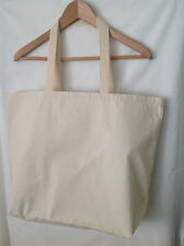 Extra large natural 12oz plain canvas tote, canvas tote, large canvas tote,