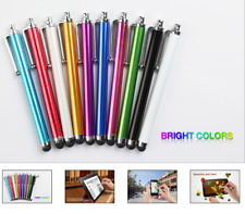 10x Universal Metal Touch Screen Pen Stylus For iPhone iPad Tablet Phone GVUS