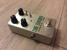 TUBE Screamer TS808 con mods Guitar Pedal derivación real