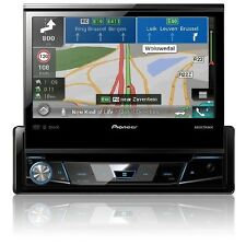 Pioneer AVH-X7800BT Car radio 1DIN with Bluetooth USB CD DVD Navigation GPS Avic