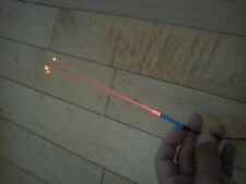 Star Wars Model Fibre Optic 5 Strand RED Led Light Science Fiction Model