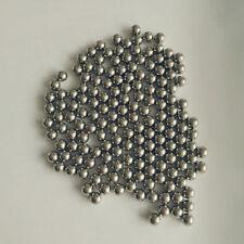 """100 X 1/4"""" 6mm Steel Ball For Bearing Slingshot Ammo Catapult Bike"""