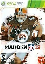 MADDEN 12: XBOX 360,  Xbox 360 Video Game
