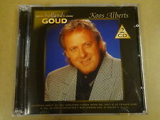 2-CD HOLLANDS GOUD / KOOS ALBERTS