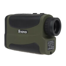 EYOYO 6x Multifunction Laser Range Finder Telescope 700Yds Hunting Golf Distance