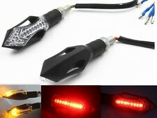 LED Turn Signal Light Indicator Running Brake Tail Light Motorcycles Dirt Bike