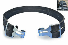 "Heavy Duty 710mm 28"" Rubber Bungee Strap for Tie Down Loads and Heavy Baggage"