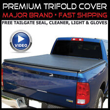 2006-2014 Honda Ridgeline 5ft Bed TRI-FOLDING TONNO TONNEAU TRIFOLD COVER