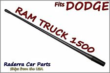 "FITS: 2009-2016 Dodge Ram Truck 1500 - 13"" SHORT Flexible Rubber Antenna Mast"