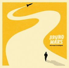 BRUNO MARS ( NEW SEALED CD ) DOO-WOPS & AND HOOLIGANS