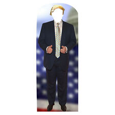 DONALD TRUMP Presidential Candidate STAND-IN CARDBOARD CUTOUT Standee Standup