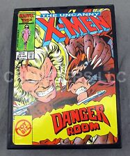 Uncanny X-Men xmen Danger Room Pocket Comic Marvel Toy Biz 1994 25th Anniversary